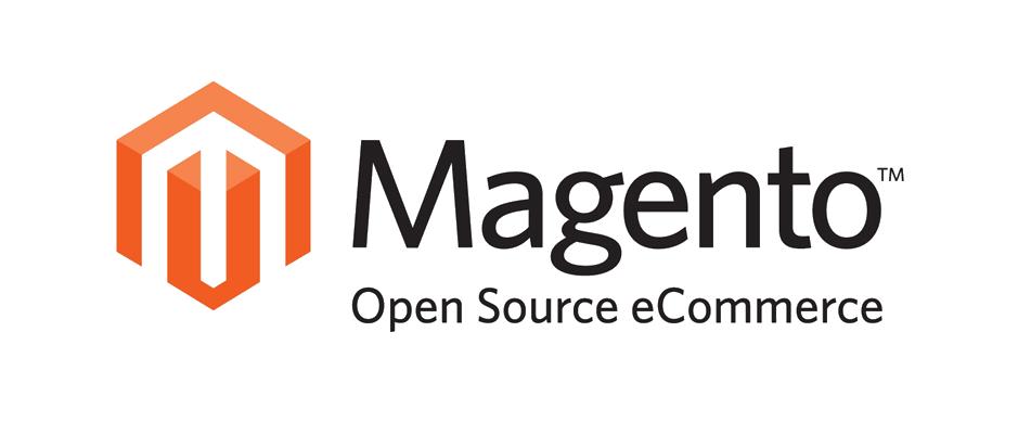 Magento e-commerce application